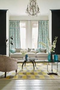 Chateau by Clarke and Clarke - Available from Caroline's made to measure curtains York